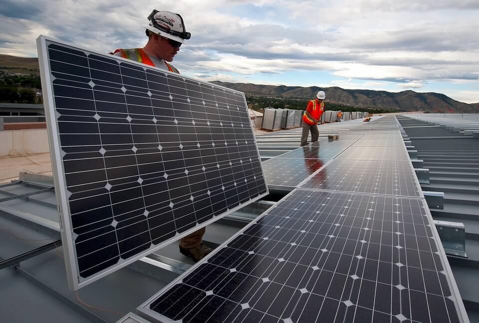 Características de un panel solar