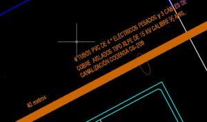 canalización de final de milla en la guía de diseño eléctrico