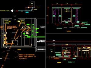 subestacion en la guía de diseño eléctrico