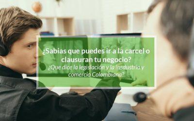 ¿Es ilegal usar cámaras de seguridad en Colombia?