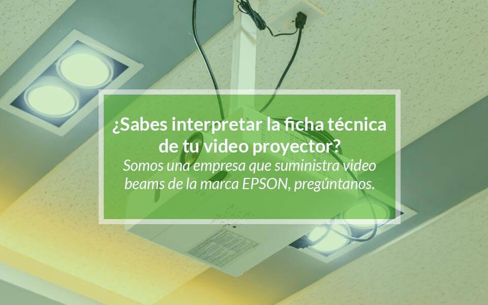 Claves para escoger un vídeo proyector