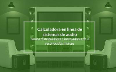 ¿Cuánto cuesta Sistema de audio para tu hogar?