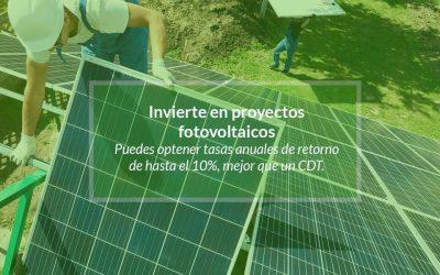 ¿Se puede invertir en paneles solares sin tener el espacio adecuado?
