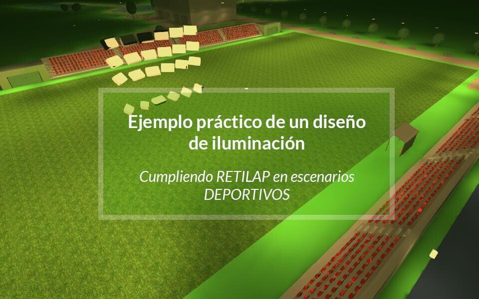 Iluminación de escenarios deportivos